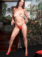 This Is What A Small-Town MILF Does For Fun