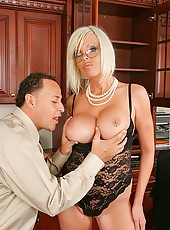 Sexy tammy and her big sweet jugs gets pounded hard in these office sex vids
