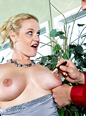 Horny Anilos model Dee Siren gets her pussy pounded nicely by a stud