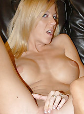 These milfs are horny and super hot cum watch these milfs get off free movies
