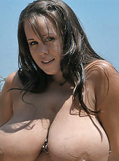 Check out the size of these extremely hot natural titties