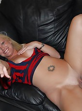 I took pics of my horny wife materbating check it out hehe