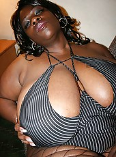 Huge 56jj cups Simone Fox exposing every orifice