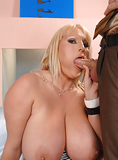 Busty Laura M does hardcore again