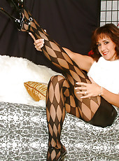 Milf in Pantyhose