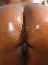Big tits aryanna gets her sweet ass black box pounded hard in these hot bikini pics