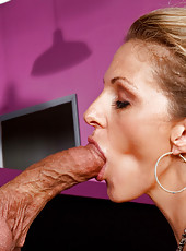 Roxanne shows older women can fuck better