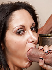 Ava Addams loves to ride married cock.