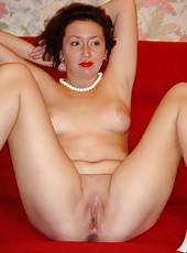 Mix of amateur raunchy wives