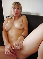 Steamy hot and wild amateur housewives