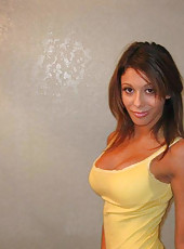 Hot and wild heavy-chested wife