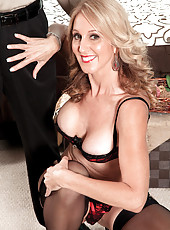 Milf, Divorcee And Proud Owner Of Our Longest Nipples Ever