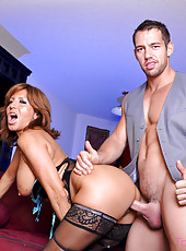 Johnny Castle is suck a hot fucking stud. Having him over for
