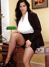 Big Boobs Secretary
