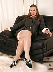 Milf in Stockings