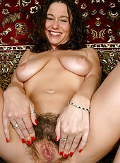 Hairy Pussy Milf