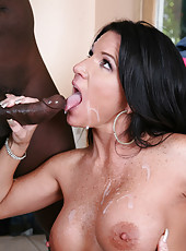 Kendra Secrets Jammed Full Of Black Cock