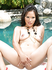 Horny Asian Milf Jessica Bangkok Craves Her Young Black Lover