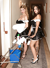 When Good Maids Go Bad
