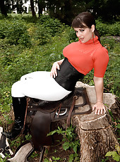 Saddle Up For Kristy