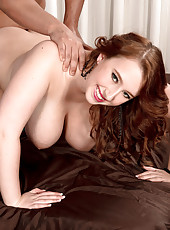 Anal-loving, Big-titted, Big-assed 21-year-old