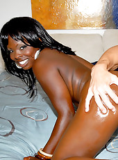 Hot cocco lets her coconuts hang out by the pool then gets her black chocolate pounded hard in these super hot fucking pics