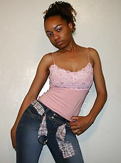 Photo gallery of an ebony chick