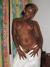 Picture selection of black girlfriends getting kinky