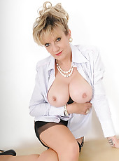 Lingerie and nylons