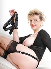 Stockings mature