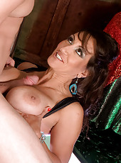 Busty 50something Stripper Will Fuck For Work