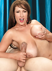 Eva Doesnt Yank Your Chain. She Yanks Your Cock