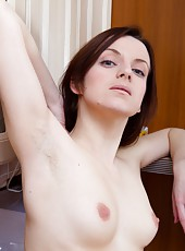 Ginger Alice loves being a woman in her lover