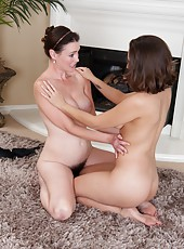 Viola Starr and Veronica snow missed each other quite a bit. They just can