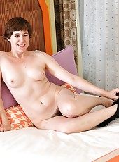 Join in the fun with Kitty as she poses her cute ass in the air, ready for a good riding.