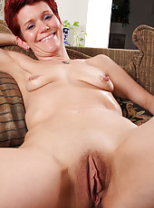 Shaved Mature Pussy
