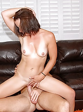 Power fucked milf against the wall real hot reality sex pics