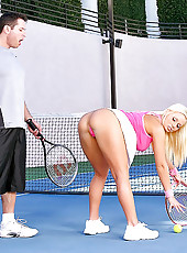 Big Booty in Sports