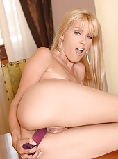 Sexy Sophie Moone takes it all off!