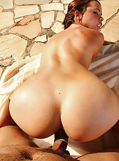She wanted to get fucked nice and hard under the hot sun you dont want to miss out on the serious pounding she got