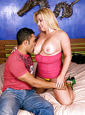 Amazing big tits brazilian nailed hard in this power fucked real amateur fuck party