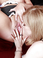 Nina Hartley and Tara Lynn Foxx