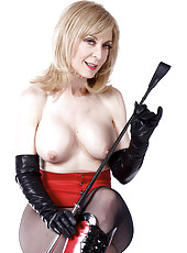 Nina Hartley and Holly Hollywood
