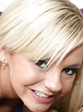 Amazing duet Bree Olson and Joe Blow in the exciting scene
