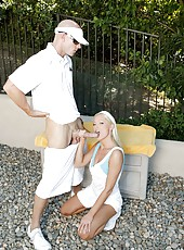 Superb Diana Doll fucking outdoors and trying to get fully satisfied
