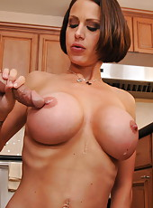 Hardcore fuck with a passionate and mad mommy named McKenzie Lee