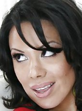 Brunette milf with huge tits and sexy ass Sienna West takes big cock by handsome boyfriend