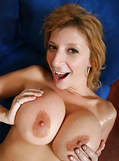 Awesome fuck with a gorgeous and busty mature named Sara Jay