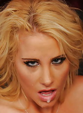 Awesome fuck with a nasty blonde milf whose name is Jessica Nyx