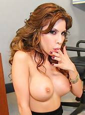 Unforgettable and hardcore methods of healing by busty milf Aleksa Nicole